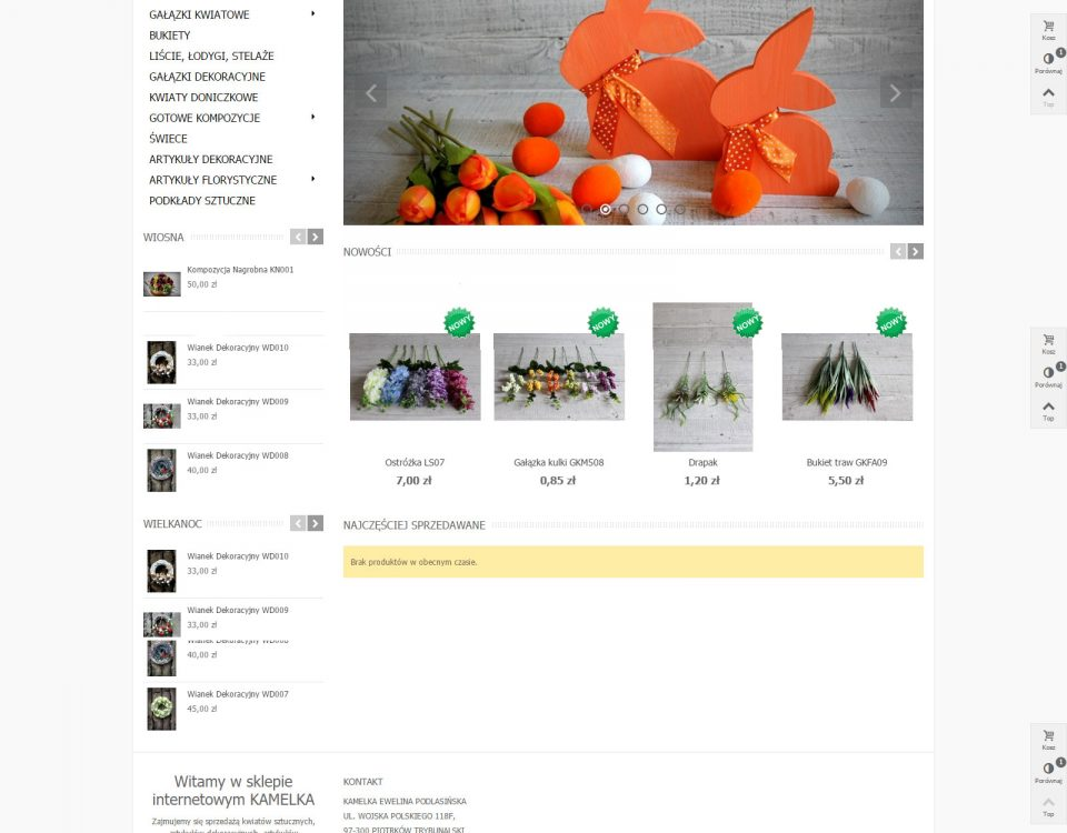 #sklep #rwd zaprojektowaliśmy nowoczesny sklep internetowy