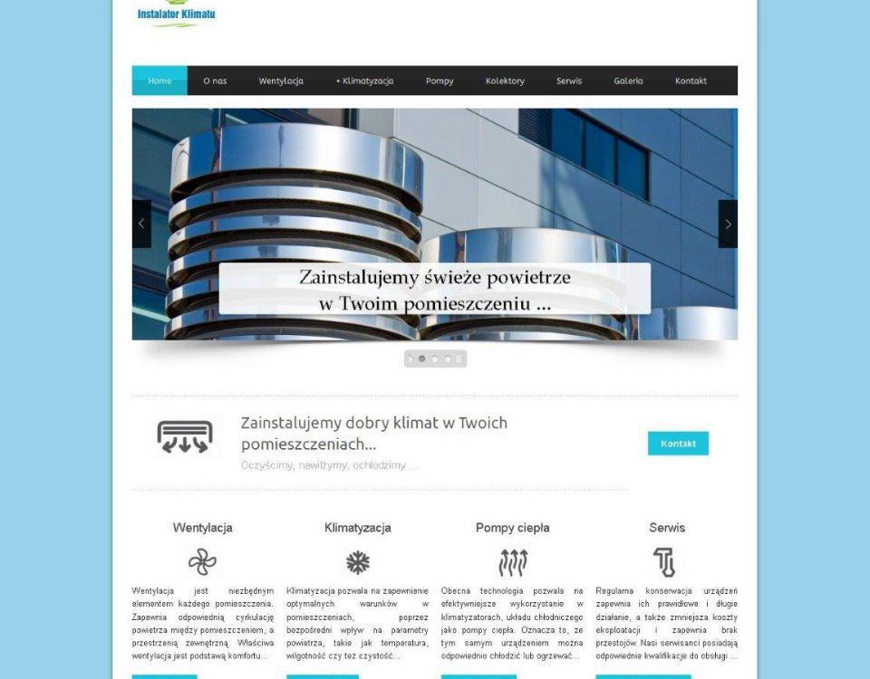 Realizacja strony internetowej w Piotrkowie
